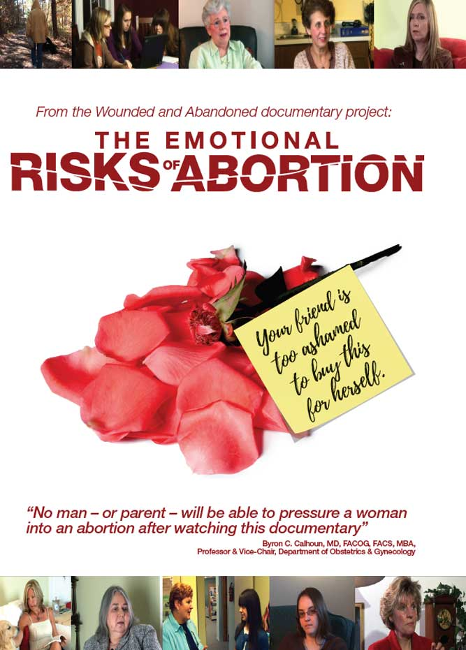 emotional risks of abortion dvd