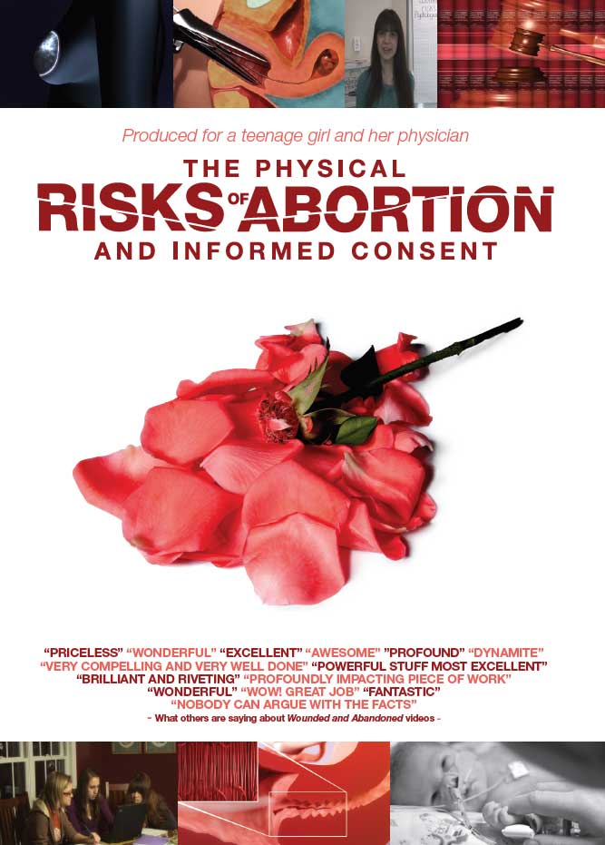 physical risks of abortion dvd